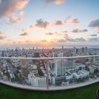 The highest apartment in tel Aviv city