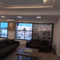 Appartement vue mer haut standing à Hammamet Nord, hotel in Hammamet