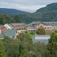 Hotel Termas Puyehue Wellness & Spa Resort, hotel en Puyehue