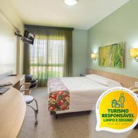 Eko Residence Hotel - a 200m dos Hospitais da Santa Casa, hotel em Centro de Porto Alegre, Porto Alegre