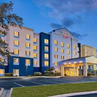 Fairfield Inn and Suites by Marriott San Antonio Northeast / Schertz / RAFB