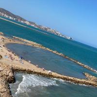 1era linea de playa VILLA MARGARET Cullera Marenyet, hotel en Cullera