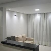Apartamento Novo Mobiliado, Área central de Franca