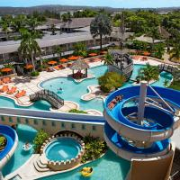 Sunset Beach Resort, Spa & Waterpark, hotel en Montego Bay