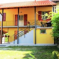 Comfortable Cottage in Castelletto sopra Ticino near River