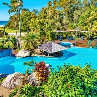 BreakFree Aanuka Beach Resort, hotel in Coffs Harbour