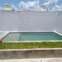 Casa de descanso caucel, hotel in Mérida