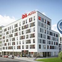 ibis Vilnius Centre, hotel in Vilnius