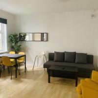 Adnana - Knudsgade Apartment Suite, hotel near Aalborg Airport - AAL, Aalborg