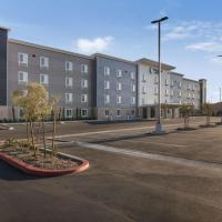 WoodSpring Suites Colton, hotel in Colton
