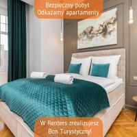RIVOLI Apartments Sopot by Renters Prestige