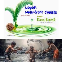 Lopoh Waterfront BUDGET Chalets, hotel di Hulu Langat