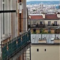 appartement Paris bohème