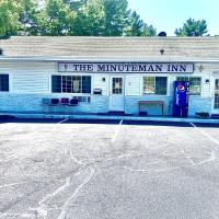 The Minuteman Inn Acton Concord Littleton, Hotel in Acton