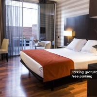 Hotel Zenit Pamplona, hôtel à Cordovilla près de: Aéroport de Pampelune - PNA
