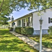 Horse-Friendly Alabama Home-Away-From-Home!