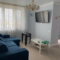 Апартамент большой и уютный