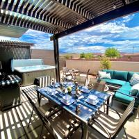 Ocotillo 69 3 Bedrooms with a Private Hot Tub, Fire Pit, and Private Patio