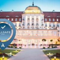 Sofitel Grand Sopot – hotel w mieście Sopot