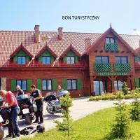 Hotelik Mazurska Chata-BONY,restauracja, blisko aqapark, centrum,jezioro