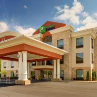 Holiday Inn Express Hotel & Suites Corbin, hotel in Corbin