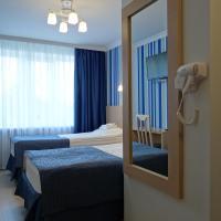 Пулково Отель, отель рядом с аэропортом Аэропорт Пулково - LED в Санкт-Петербурге