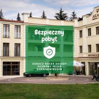 Akacja Medical Resort, hotel in Ciechocinek