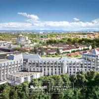 Munich Marriott Hotel, hotel in Schwabing-Freimann, Munich