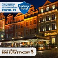 Brovaria, hotel en Poznan