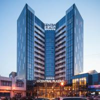 Central Plaza Hotel, hotel in Piatra Neamţ
