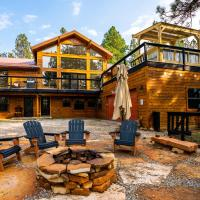 Huge Ski House on Golf Course - Sleeps 16! Easily in real beds