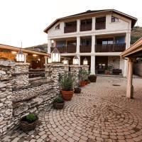 Vila Etnica, hotel din Trebujeni