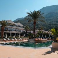 Hotel Karbel Sun, отель в Олюденизе