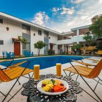 Hotel Isabel, отель в городе Гвадалахара