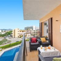 Tamarels beach apartment in Pollensa
