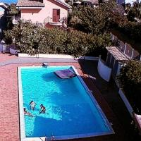 Nuovo Apt in Villa full optional con piscina e veranda vista mare a 500 mt dalla spiaggia della Scala