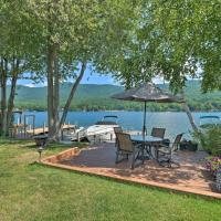 Waterfront Home on Lake George with Boat Dock!