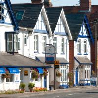 Penny Farthing Hotel & Cottages, hotel in Lyndhurst