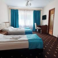 Hostel Paltinis, hotel in Hunedoara