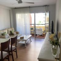 Malaga Playa centro ideal familia y amigos, hotel a Málaga, La Malagueta