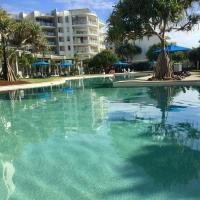 Ramada Resort Studio Split Queen Electric Adjustable Bed, hotel near Sunshine Coast Maroochydore Airport - MCY, Marcoola