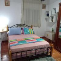 Appartement de deux pièces au design doux
