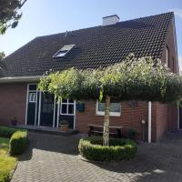 Zum Hoambarg, Kitchen, Balcony, Bathroom, hotel en Uelsen