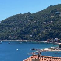 Magnifique haut de villa Vue Mer pour 6 personnes Théoule-sur-Mer