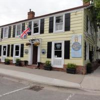 The Olde Angel Inn, hotel in Niagara on the Lake