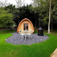 Glamping at Honnington Farm