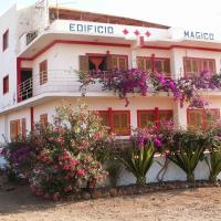 Edificio Magico, отель в городе Tarrafal