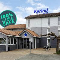 Hotel Kyriad Montauban, hotel in Montauban