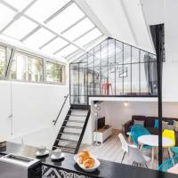 Atelier d Artiste Le Marais Paris - exceptionnel !