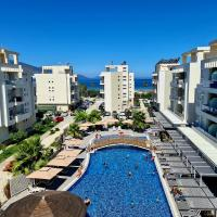 Flori beach Apartment Radhime, hotel in Radhimë